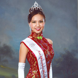 Winning Smile by Dr. Kim S. Gee, Miss Chinatown Houston 2006