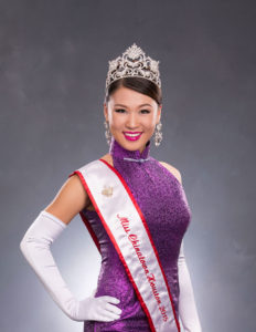 Winning smile by Dr. Kim S. Gee DDS MS, Miss Chinatown 2015